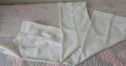 Calça branca social