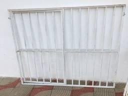 Vendo grades de proteção para janela