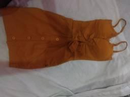 Vestido Novo de Alcinha