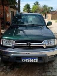 Vendo Toyota hilux sw4 2001 3.0 4x4 turbodiesel!