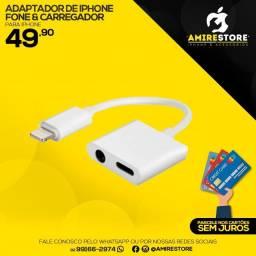 Adaptador iPhone Produto Lacrado