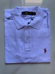 Camisa Polo Réveillon branca