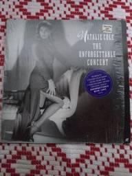 Lp Natalie Cole Laser Disc