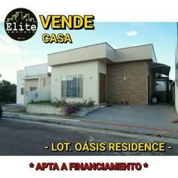 VENDE CASA - OÁSIS RESIDENCE