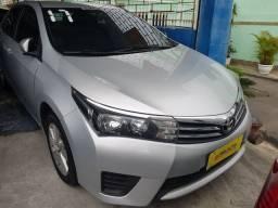 Corolla GLi 1.8 CVT automatico - 2017 - Sem entrada -Sem CNH !!!1