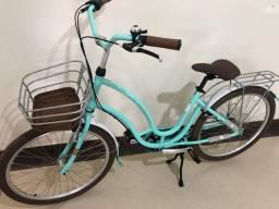 Bicicleta Retrô Shimano Nexus 3 Velocidades Vintage Feminina