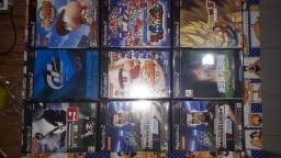 Lote de games Playstation 2 PS2