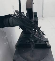 Máquina de cortar alumínio