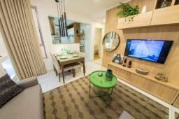 Apartamento de 2 Quartos | Condomínio Clube com Segurança
