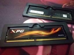 Memória RAM DDR4 2x4GB