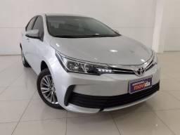 Corolla GLi Upper 1.8 Flex Automático 2019