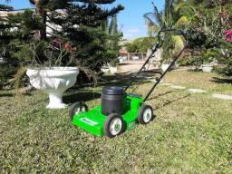 Cortador de grama trapp MC-60E com coletor