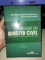 Manual De Direito Civil - usado