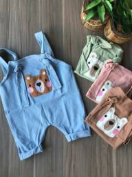 Moda Bebê e Infantil
