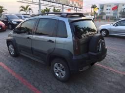 Fiat Ideia 1.8 SEMI-AUTOMÁTICO COM GÁS