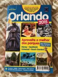 Livro de dicas para viajar para Orlando - Editora europa