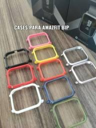 Case Protetora para Smartwatch Amazfit Bip e Bip Lite