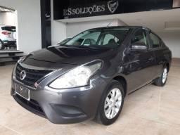 Nissan Versa 1.6 SV Aut Único Dono !!!!!