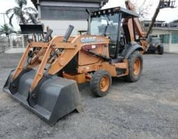 Retroescavadeira Case 580n 4x2