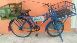 Bicicleta pra trabalho