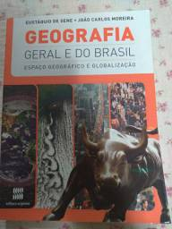 Livro Geografia geral e do Brasil Eustáquio