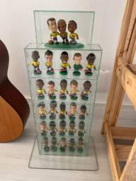 Coleção Mini Craques Copa 98