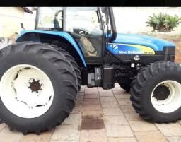 Trator New Holland tem 7040