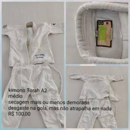 Kimono Torah jiu-jitsu A2