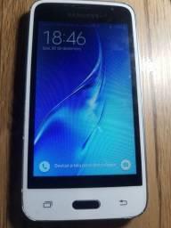 Samsung  J1 branco