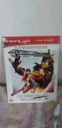 Dvd Guerreiros De Fogo - Schwarzenegger