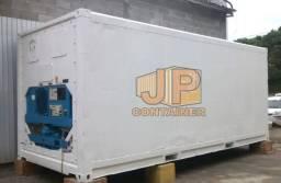 Locação Câmera Fria Container Reefer 15 e 30m²