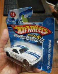Hot Wheels lacrado Mattel Japão