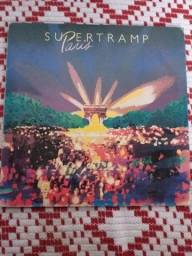 Supertramp - Paris, Disco de Vinil Duplo, Ano 1987, Rock