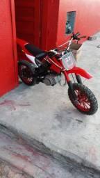 Vendo moto infantil 2 tempo