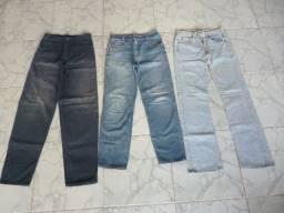 Calças Jeans tamanho 38/40 Entrego no seu endereço