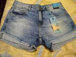Short jeans .... Novo