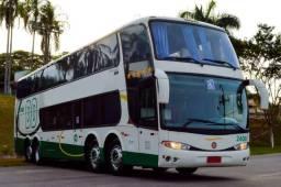 Ônibus Marcopolo Leito Turismo 1800 DD G6 Scania K 420 IB 8x2 Revisado e Garantia