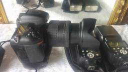 Câmera Nikon610