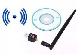 Adaptador Wireless Usb Wifi 1200 mbps Para Computador