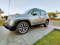 Jeep renegade LONGITUDE impecavel