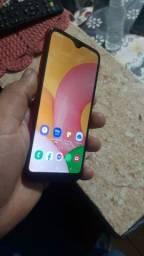 Samsung A 01semi novo vermelho 32 GB