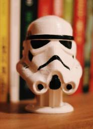 Capacete Stormtrooper