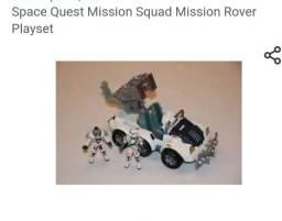 Space Quest misson