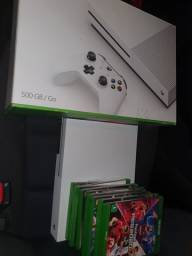Xbox one S + 9 jogos