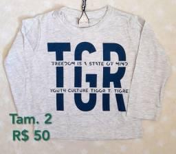 Camisetas Tigor tigre