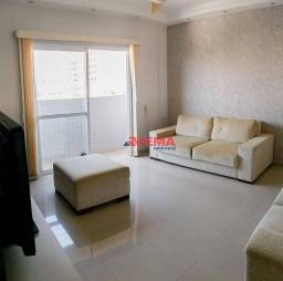 Título do anúncio: Apartamento com 2 dormitórios à venda, 86 m² por R$ 490.000,00 - Campo Grande - Santos/SP