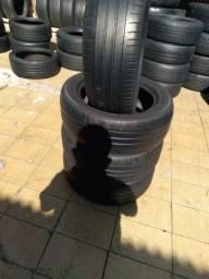 4 pneus Michelin 205/55 R16