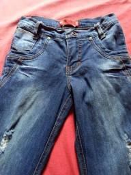 Calça Jeans Azul Escuro