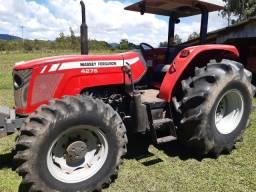 Trator mf 4275 2011 4x4