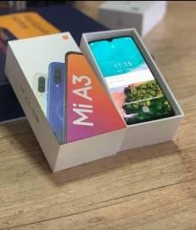 Xiaomi mi a3 azul completo tem nota